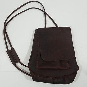 Genuine Leather - Handmade Backpack